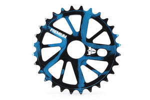 Product image Premium Gnarstar Sprocket 28t Smoke Blue