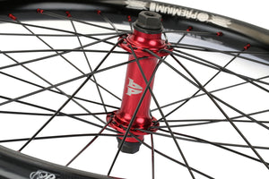 Product image Premium Samsara Front Wheel Red Detail 1