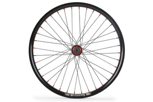 Product image Premium Samsara Front Wheel Red sideview