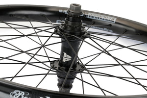 Product image Premium Samsara Rear Wheel Black Detail 1