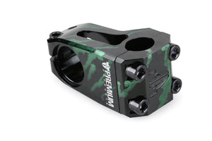 Product image Premium Sub10 Front Load Stem Smoke Green side