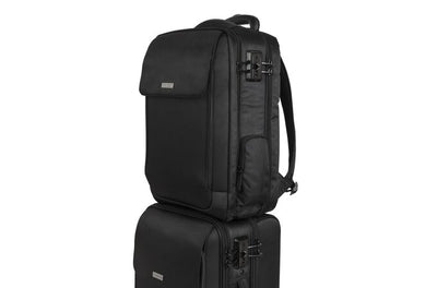 Kensington 17'' Backpack Overnight SecureTrek, Black