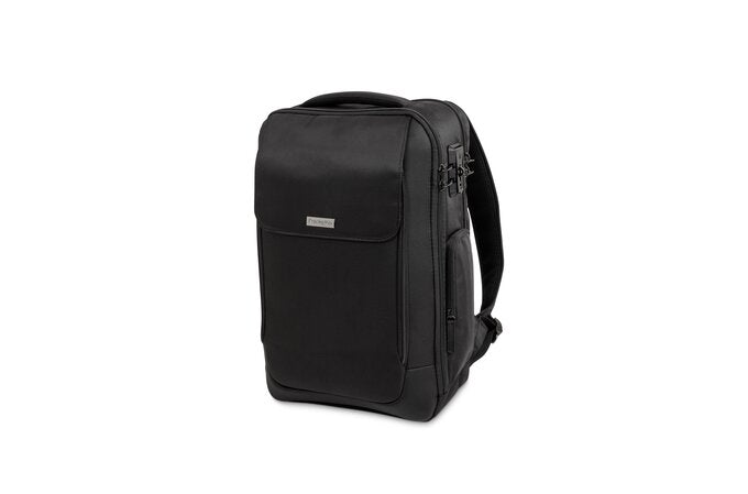 Kensington 15.6'' Backpack SecureTrek, Black - wulffbeltton.no