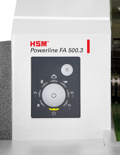 HSM Powerline FA 500.3 - 6 x 40-53 mm