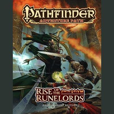 Pathfinder - Rise of the Runelords!