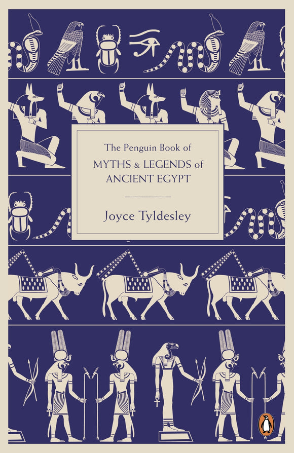 Penguin Book Of Myths And Legends Of Ancient Egypt