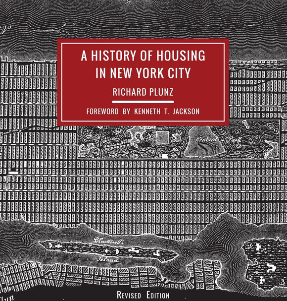 A History of Housing in New York City