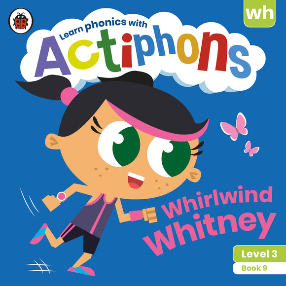 Actiphons Level 3 Book 9 Whirlwind Whitney