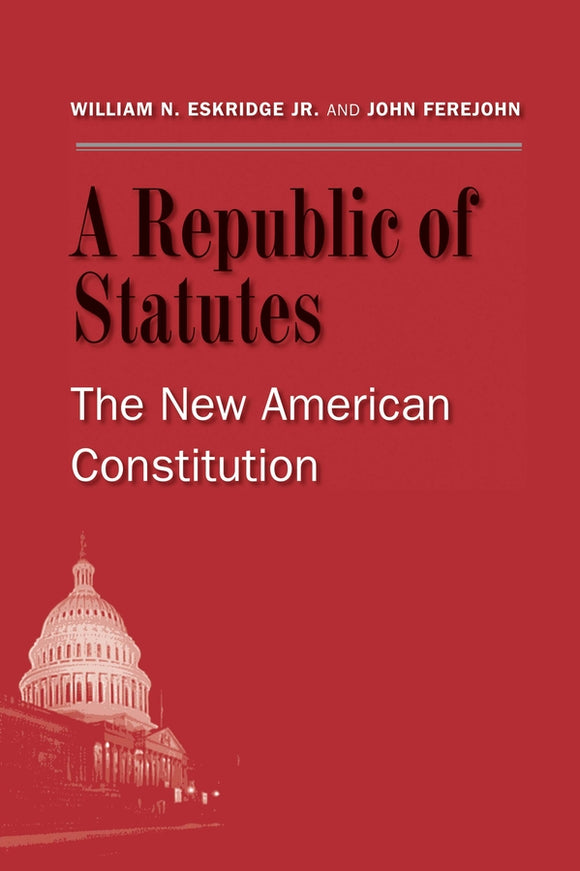 A Republic of Statutes