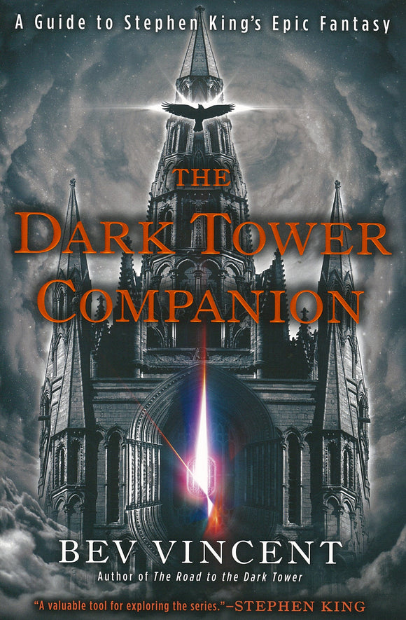 Dark Tower Companion: A Guide to Stephen King's Epic Fantasy The