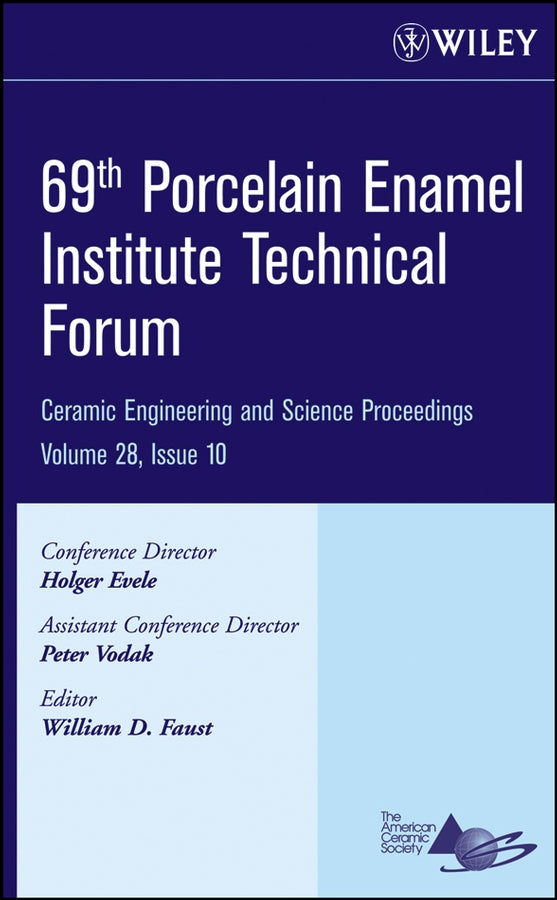 69th Porcelain Enamel Institute Technical Forum