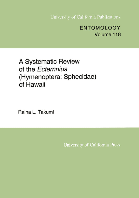 A Systematic Review of the Ectemnius (Hymenoptera