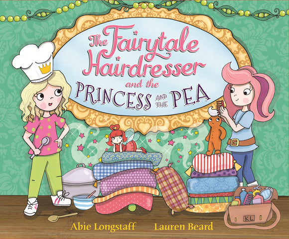 Fairytale Hairdresser and the Princess and the Pea, The