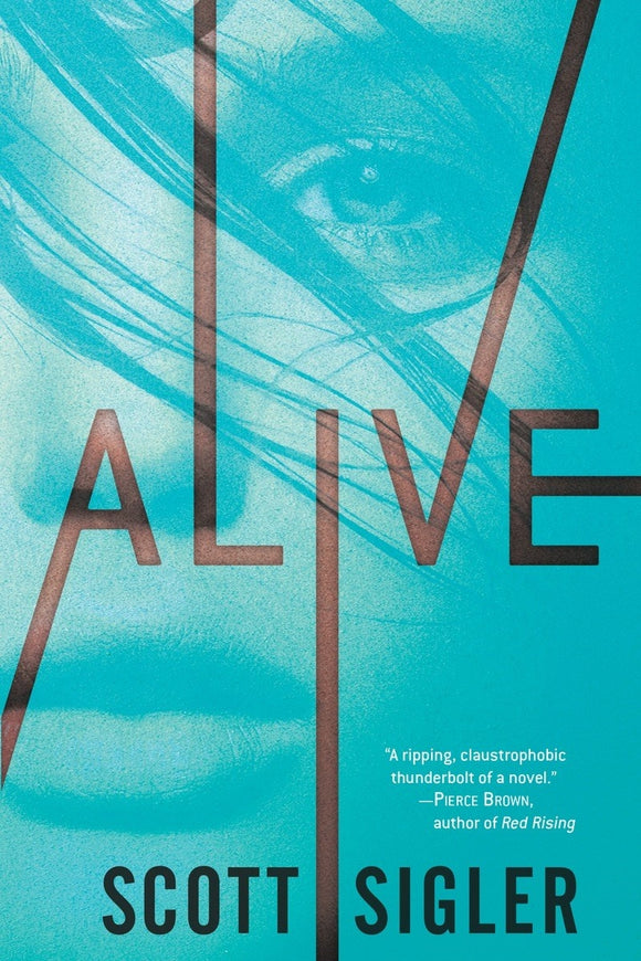 Alive : Book One of the Generations Trilogy