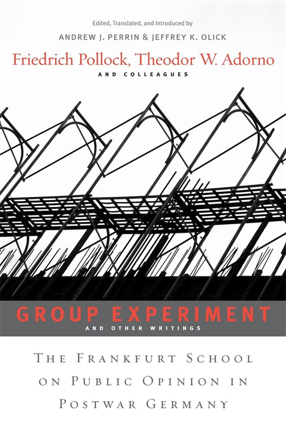 <i>Group Experiment</i> and Other Writings