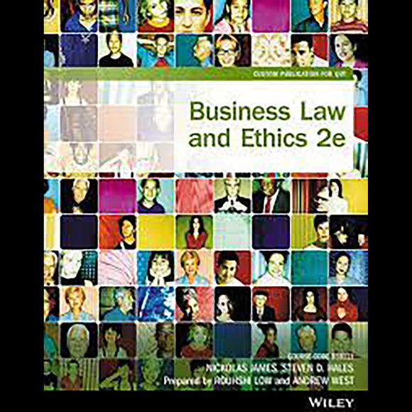 (AUCM) Business Law and Ethics 2e for Queensland University of Technology