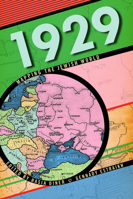 1929.0: Mapping the Jewish World