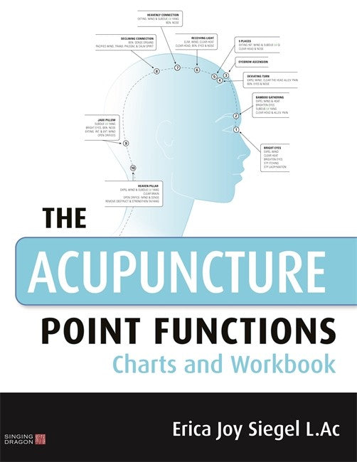 Acupuncture Point Functions Charts and Workbook