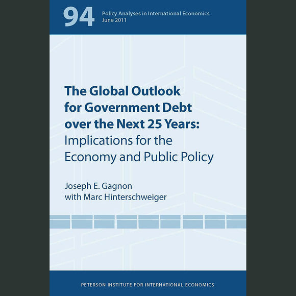 The Global Outlook for Government Debt over the Next 25 Years