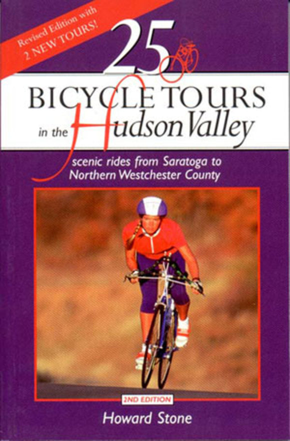 25 Bicycle Tours in the Hudson Valley
