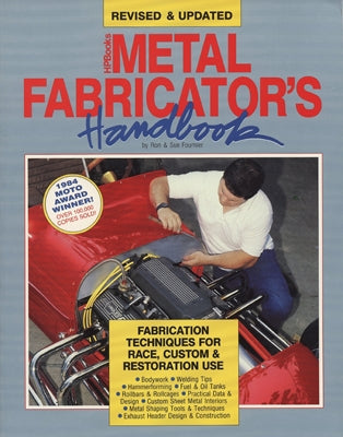 Metal Fabricator's Handbook HP709