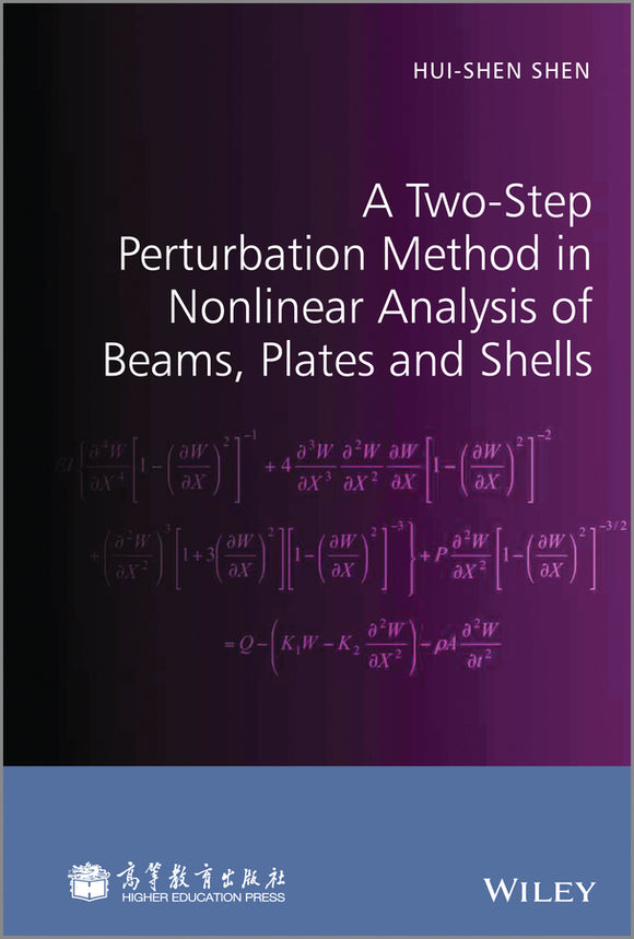 A Two-Step Perturbation Method in Nonlinear Analysis of Beams, Plates and Shells