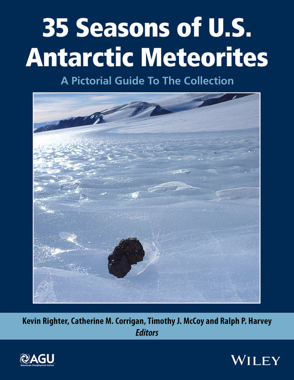 35 Seasons of U.S. Antarctic Meteorites (1976-2010)