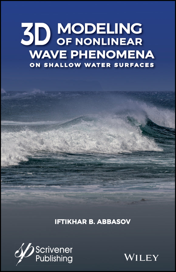 3D Modeling of Nonlinear Wave Phenomena on Shallow Water Surfaces