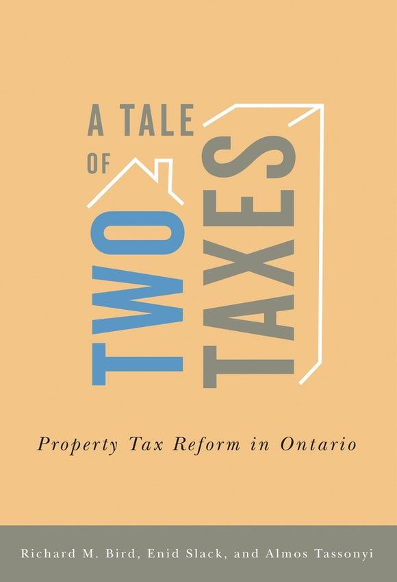 A Tale of Two Taxes