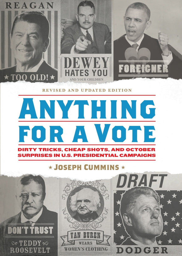 Anything For A Vote - Rimestock Books