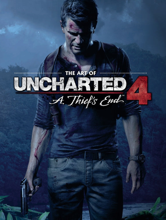 Art Of Uncharted 4 A Thief's End