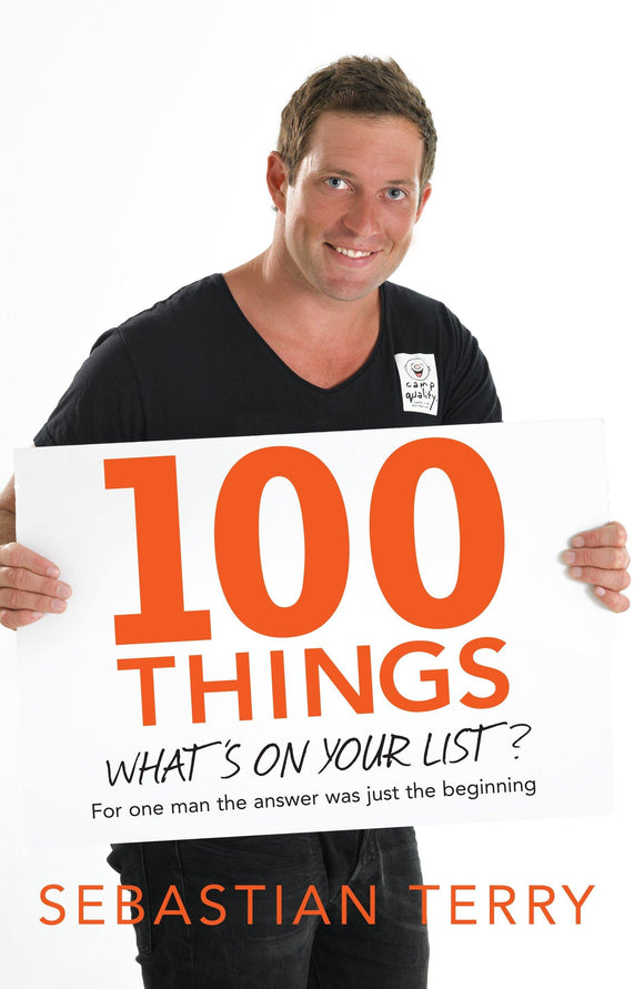 100 Things : What's On Your List?