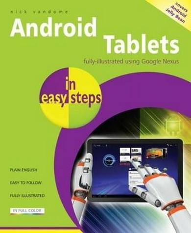 Android Tablets in Easy Steps