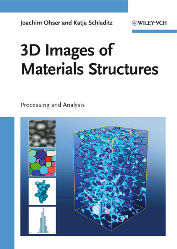 3D Images of Materials Structures