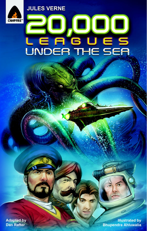 20,000 Leagues Under the Sea - Rimestock Books
