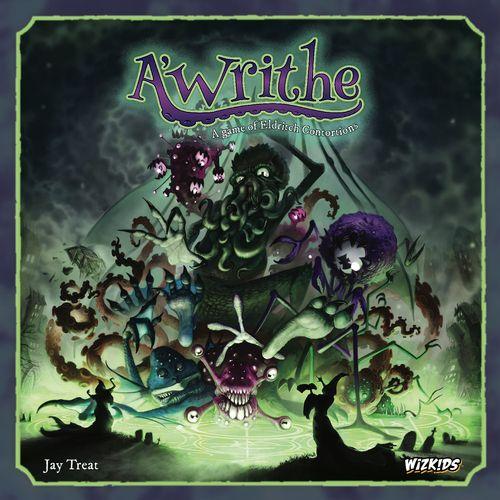 A Writhe A Game of Eldritch Contortions
