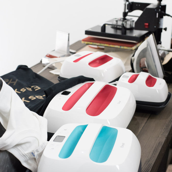 Why A Heat Press is Better than an Iron