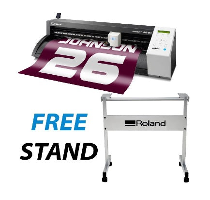 Roland GS-24 CAMM 1 Vinyl Cutter with Free Stand