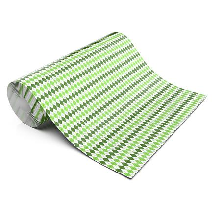 ST PATRICKS GREEN ARGYLE LIFESTYLE PATTERN HEAT TRANSFER VINYL