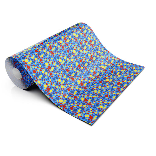 AUTISM SPEAKS BUBBLES LIFESTYLE PATTERN HEAT TRANSFER VINYL