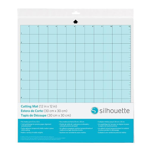 Silhouette Cutting Mat 12 X 12 inch For Use With Cameo