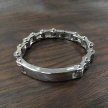Load image into Gallery viewer, Cycolinks Custom 10mm Personalised ID Bracelet - Cycolinks