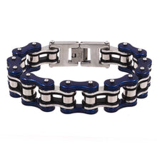 Load image into Gallery viewer, Cycolinks Twilight Mens Bike Bracelet - Cycolinks