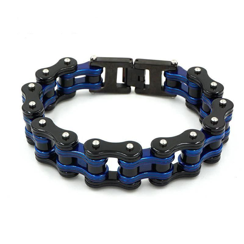 Cycolinks Dark Twilight Mens Bike Bracelet - Cycolinks