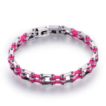 Load image into Gallery viewer, Cycolinks Baby Pink Crystal Bracelet - Cycolinks