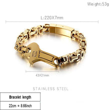 Load image into Gallery viewer, Cycolinks Chain Wrench Bracelet - Cycolinks