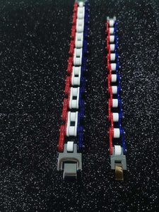 Cycolinks USA Patriot Bracelet - Cycolinks