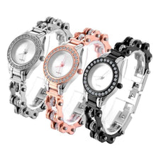 Load image into Gallery viewer, Cycolinks Crystal Quartz Watch - Cycolinks