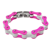 Load image into Gallery viewer, Cycolinks Baby Pink Bracelet - Cycolinks