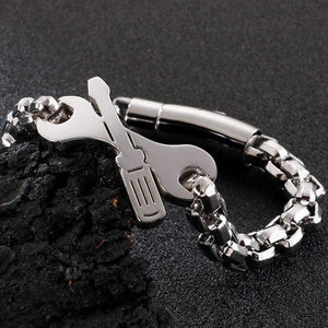 Cycolinks Spanner & Screwdriver Bracelet - Cycolinks